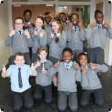 Poetry pupils reign supreme at the Gateway Primary Free School...