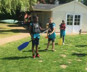Learning How to Paddle 0