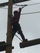 High ropes 20