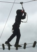 High ropes 40