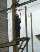 Incredibly brave on the high ropes Billy, Tommy, Alfie, Harvey, Ik, Macey, Mr Martin , Shai, Chanel, Oscar and Mrs Jankowska! Amazing!1