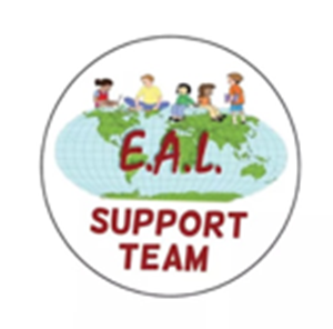 EAL Support Team Badge