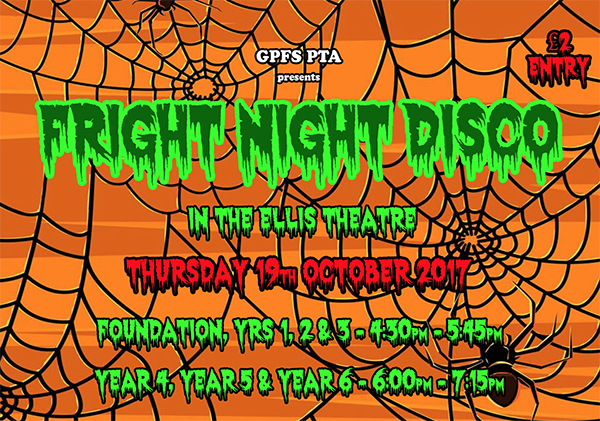 GPFS Fright Night