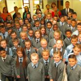 The Gateway Primary Free School welcomes Year 6 pupils