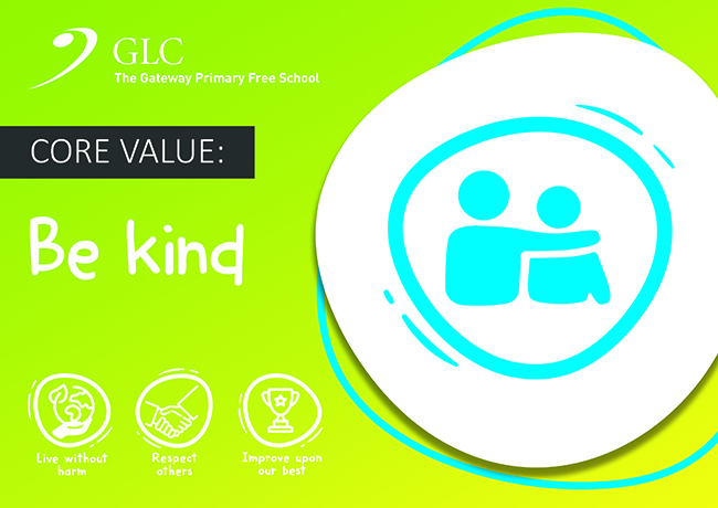 GPFS Core Value (Be Kind)