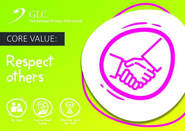 GPFS Core Value (Respect Others)