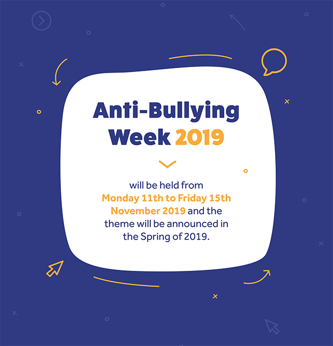 Antibullying Week Poster