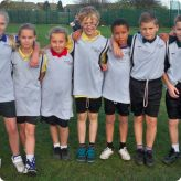 Pupils excel at District Sports...